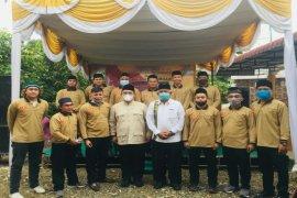 Dahnil Anzar Simanjuntak dan Djohar Arifin hadiri pelantikan Pemuda Muhammadiyah