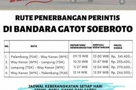 Pj Bupati Waykanan sambut baik penerbangan printis Susi Air