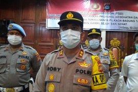 Polres Badung kerahkan 800 personel pengamanan Pilkada 2020