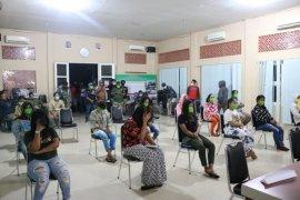 Dinas Sosial Langkat jaring 13 wanita dalam razia pekat