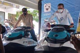 "Gubernur Sulsel luncurkan Jetski Makassar jadi \""Sport Tourism\"""