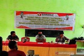 Panwascam Ulu Pungkut gelar Rakernis PKD dan PTPS