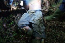 Pelaku penembakan di Kutambaru serahkan diri ke Polsek Salapian Langkat