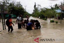 BMKG: Banjir di wilayah Sumut makin kurang di Desember