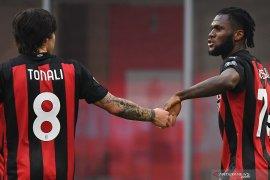 Klasemen Liga Italia: Milan perlahan jauhi pesaing, Inter membuntuti