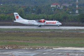 Penerbangan Kupang-Lewoleba dihentikan akibat erupsi gunung