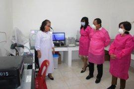 Tes PCR di RSUD dr Djasamen Saragih Rp 900.000