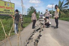 Antisipasi kecelakaan, ini dilakukan sat lantas Polres Aceh Timur