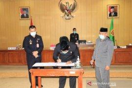 DPRD Banjarbaru sahkan APBD 2021