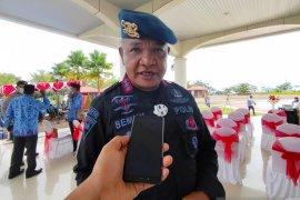 Personil Brimob pengamanan Pilkada Papua Barat mulai digeser ke daerah
