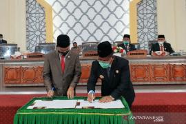 Semua fraksi setuju, APBK Banda Aceh 2021 capai 1,3 triliun