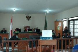 PN Cianjur vonis tiga tahun penjara terdakwa pidana Pilkada