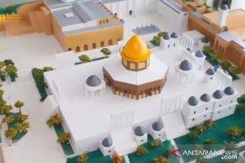 Replika Masjid Al Aqsha Palestina bakal dibangun di Sukamakmur Bogor