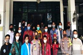 Kapolresta Banjarmasin ajak organisasi mahasiswa jaga kondusifitas jelang Pilkada