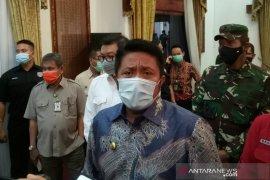 Gubernur Sumsel jadikan  pencegahan karhutla sebagai muatan lokal