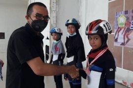 Aceh siapkan dua atlet sepatu roda ke PON 2021