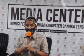 KPU Bangka Tengah temukan 1.277 surat suara rusak