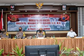 Wakapolda Kalsel: Jaga netralitas anggota Polri di pilkada