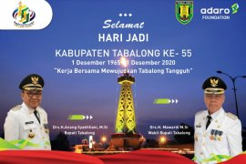 Dirgahayu Kabupaten Tabalong ke- 55