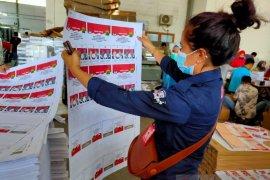 KPUD Sumba Barat mulai distribusikan logistik pilkada