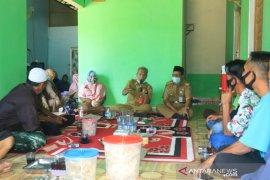Sekda Banjarbaru silaturahmi dengan petani milenial