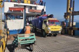 ASDP: Erupsi Gunung Lewotolok tak ganggu penyeberangan Kupang-Lembata
