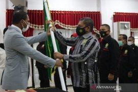 Kapolda dilantik jadi Ketua Pertina Sulteng