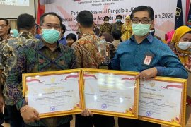Pemprov Bali raih tiga penghargaan dari Kemenkumham