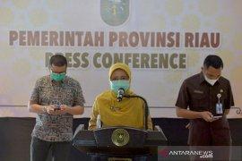 Pejabat Riau diduga terpapar COVID-19 dari klaster Dharma Wanita