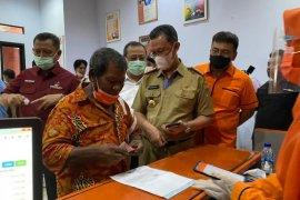 Realisasi BST di Lampung Tengah capai 99,1 persen, Kemensos apresiasi PT Pos Indonesia