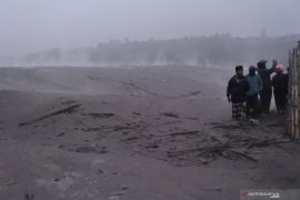 550 residents seek refuge to safeguard from Mt Semeru's eruption