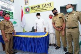Desa di Banyuwangi luncurkan Bank Tani