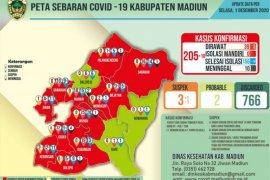 Pemkab Madiun konfirmasi 10 kasus baru COVID-19 dan 10 pasien sembuh