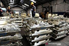 Singapura masih jadi tujuan utama ekspor timah Bangka Belitung