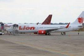 Jumlah penumpang pesawat domestik anjlok 59,15 persen pada Januari-Oktober