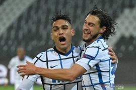 Inter Milan berpeluang ke 16 besar seusai menang di Gladbach
