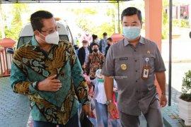 Pjs Gubernur Sambut Kedatangan Wakil Ketua DPD RI