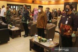 Bupati Banjar hadiri sertijab Kepala Perwakilan BPK RI Kalsel