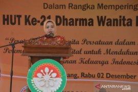 Peringati HUT Ke-21, Dharma Wanita Persatuan Babel gelar khitan massal