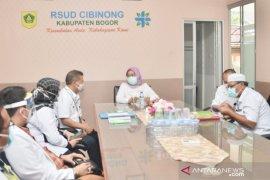 Ade Yasin langsung datangi RSUD Cibinong Bogor usai cuti karena positif COVID-19