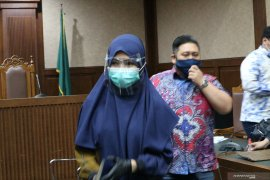 Dokter pribadi: Biaya perawatan jaksa Pinangki per tahun Rp100 juta