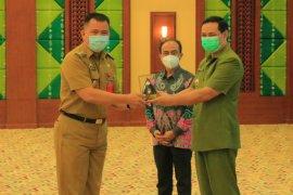 Pemkot Banjarbaru raih penghargaan opini WTP dari Pemerintah