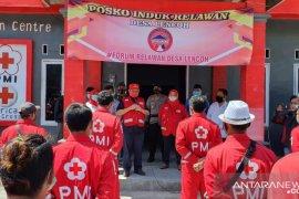 PMI terjunkan relawan bantu penanganan bencana erupsi Gunung Semeru