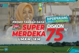 """Diskon Tambah Daya """"Super Merdeka"""" di Perpanjang Hingga Desember 2020"""