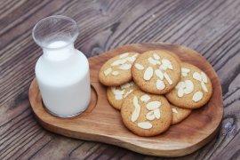 Cara membuat camilan kukis jahe dan alpukat krim mouse