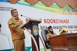 Pertumbuhan ekonomi Kabupaten Kubu Raya meningkat 1,16 persen di tengah pandemi