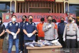 Polisi kejar dua DPO pelaku tawuran penyiram air keras