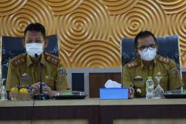 Penjabat Sekda Lampung Tengah minta OPD siapkan data dan informasi capaian Bupati selama 5 tahun