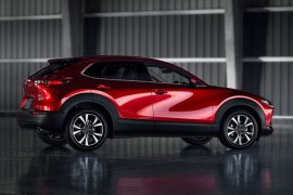 Mazda CX-30 Mobil Terbaik Thailand 2020