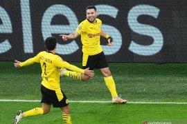 Dortmund pastikan lolos ke fase gugur, Brugge pelihara asa